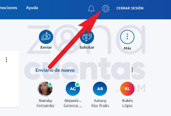 Cómo borrar una cuenta de PayPal