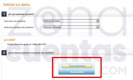 Cómo eliminar suscripción de Amazon Prime