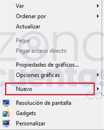 Acceso directo a Hotmail desde escritorio