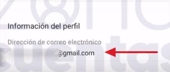 Saber el correo electrónico de Instagram