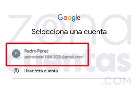 Verificar cuenta de Gmail