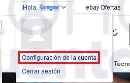Cómo borrar una cuenta de eBay