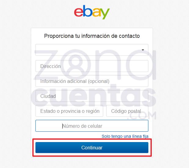 Tutorial para borrar cuenta eBay