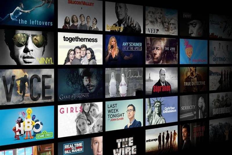 cambiar idioma de HBO en la app o web