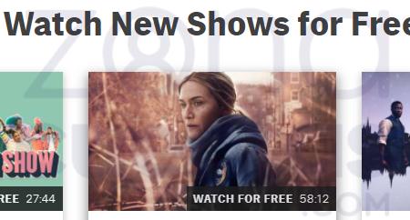 Wacth for Free de HBO